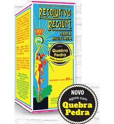 RESOLUTIVO REGIUM QUEBRA PEDRA 600ml