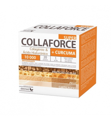 COLLAFORCE SUPER+CURCUMA 20 SAQUETAS