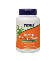 MEN'S VIRILITY POWER 120 Veg. Cápsulas