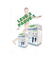 REUMADOL FORTE PACK LEVE 2 PAGUE 1 60+60 COMPRIMIDOS
