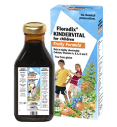 Kindervital Frasco de 250 ML